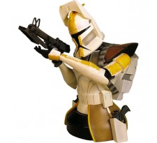 Star Wars Clone Wars - Commander Bly Mini Bust