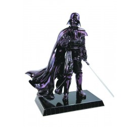 Star Wars Darth Vader Chrome Statue