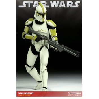 Star Wars Episode II - Clone Sergeant - Phase 1 12 inch figure