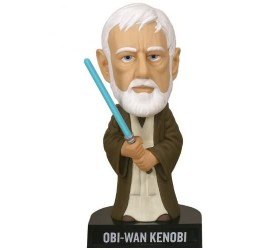 Star Wars Obi Wan 7 inches Bobble Head