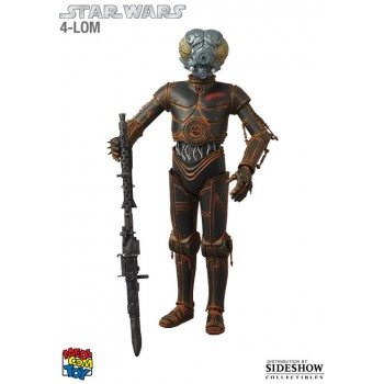 Star Wars RAH Action Figure 1/6 4-LOM 30 cm