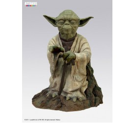 Star Wars Statue Yoda Using the Force 54 cm