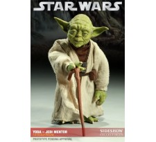 Star Wars Yoda - Jedi Mentor 1:6 Scale Figure