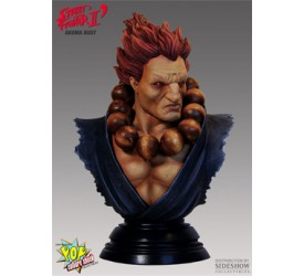 Street Fighter Bust Akuma 25 cm --- DAMAGED PACKAGING