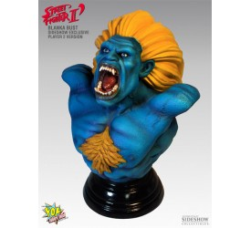 Street Fighter Bust Blanka Sideshow Exclusive