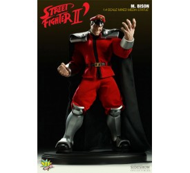 Street Fighter Mixed Media Statue M. Bison 48 cm