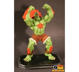 Street Fighter Statue Blanka 30 cm