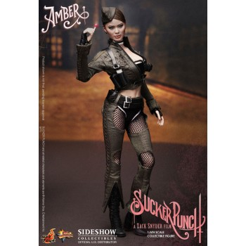 Sucker Punch Movie Masterpiece Action Figure 1/6 Amber 30 cm