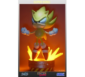 Super Sonic Statue 15 inches Exclusive