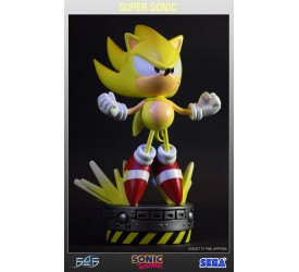 Super Sonic Statue 15 inches