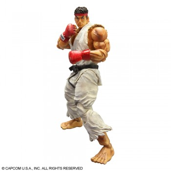 Super Street Fighter IV Play Arts Kai Action Figure Ryu 23 cm