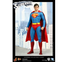 Superman Movie Masterpiece Action Figure 1/6 Christopher Reeve as Superman 30 cm