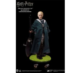 Harry Potter My Favourite Movie Action Figure 1/6 Draco Malfoy 2.0 Quidditch Version 26 cm