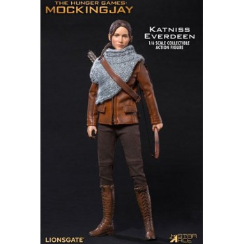 The Hunger Games Catching Fire MFM Action Figure 1/6 Katniss Everdeen Hunting Version 30 cm