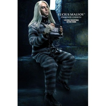 Harry Potter My Favourite Movie Action Figure 1/6 Lucius Malfoy Prisoner Version 30 cm