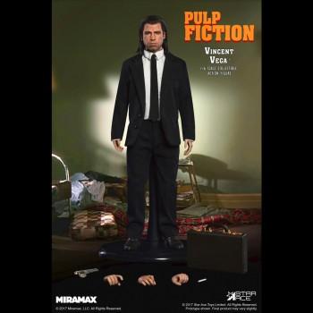 Pulp Fiction Vincent Vega 1/6 Scale Figure