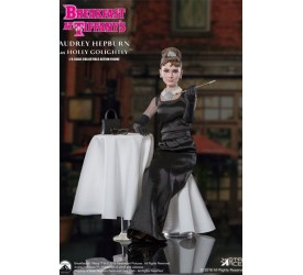 Breakfast at Tiffany's MFL Action Figure 1/6 Holly Golightly (Audrey Hepburn) Deluxe Version 29 cm