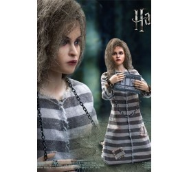 Harry Potter Prisoner Bellatrix Lestrange 1:6 Scale Figure