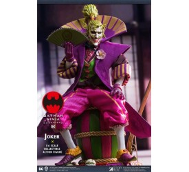 Batman Ninja My Favourite Movie Action Figure 1/6 Joker 30 cm Deluxe Version