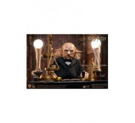 Harry Potter My Favourite Movie Action Figure 1/6 Gringotts Head Goblin Deluxe Version 20 cm