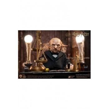 Harry Potter My Favourite Movie Action Figure 1/6 Gringotts Head Goblin Deluxe Version 20 cm