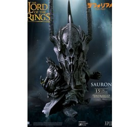 Lord of the Rings Defo-Real Series Statue Sauron Premium Edition 15 cm