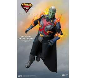 Supergirl Real Master Series Action Figure 1/8 The Martian Manhunter Deluxe Version 23 cm
