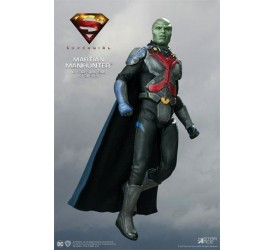 Supergirl Real Master Series Action Figure 1/8 The Martian Manhunter 23 cm