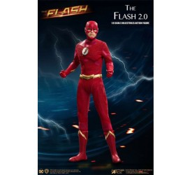 The Flash Real Master Series Action Figure 1/8 The Flash 2.0 Normal Version 23 cm