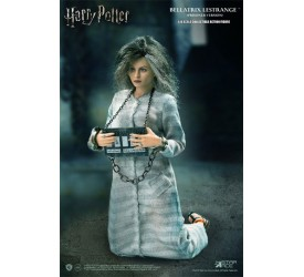 Harry Potter Real Master Series Action Figure 1/8 Bellatrix Lestrange Prisoner Version 23 cm