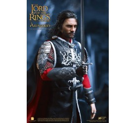 Lord of the Rings Real Master Series Action Figure 1/8 Aragon 2.0 23 cm