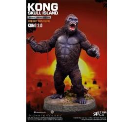 Kong: Skull Island Soft Vinyl Statue Kong 2.0 Deluxe Version 32 cm