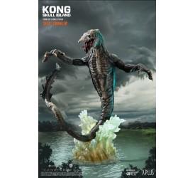 Kong Skull Island Deform Real Series Statue Skull Crawler 32 cm