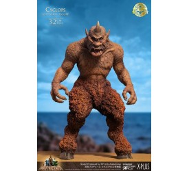 The 7th Voyage of Sinbad Soft Vinyl Statue Ray Harryhausens Cyclops 32 cm