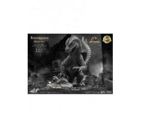 The Beast from 20,000 Fathoms Soft Vinyl Statue Ray Harryhausens Rhedosaurus Monotone Deluxe Version