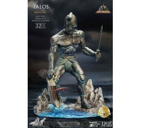 Jason and the Argonauts Soft Vinyl Statue Ray Harryhausens Talos Deluxe Version 32 cm