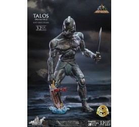 Jason and the Argonauts Soft Vinyl Statue Ray Harryhausens Talos 32 cm