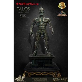 Jason and the Argonauts Gigantic Soft Vinyl Statue Ray Harryhausens Talos Deluxe Version 60 cm