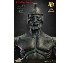 Jason and the Argonauts Gigantic Soft Vinyl Statue Ray Harryhausens Talos 50 cm