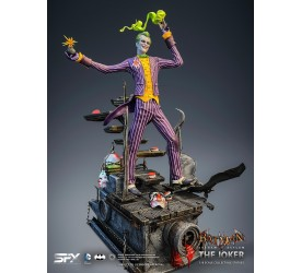 DC Comics Batman Arkham Asylum Exclusive Joker 1/8 Scale Statue 40 cm