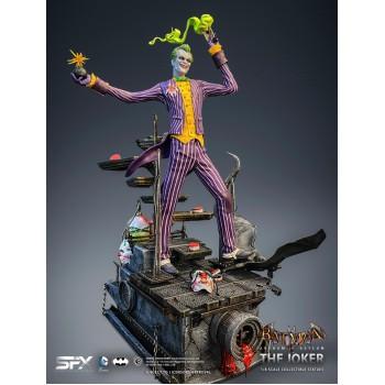 DC Comics Batman Arkham Asylum Exclusive Joker 1/8 Scale Statue 40 cm