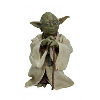 Star Wars Episode V Action Figure 1/6 Yoda 14 cm