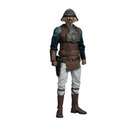 Star Wars Episode VI Action Figure 1/6 Lando Calrissian (Skiff Guard Version) 30 cm