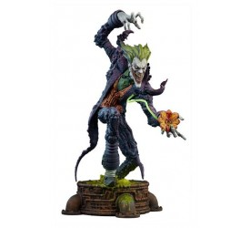 DC Comics Gotham City Nightmare Collection Statue Joker 50 cm