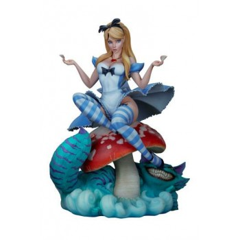 Fairytale Fantasies Collection Statue Alice in Wonderland 34 cm