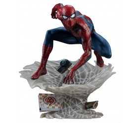 Marvel Comics Mark Brooks Artist Series Statue Spider-Man 30 cm
