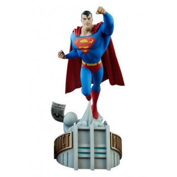 DC Animated Series Collection Statue Superman 50 cm