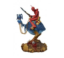 William Stout's Red Rider Gambit 53 cm