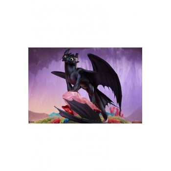 How To Train Your Dragon Statue Toothless 30 cm
