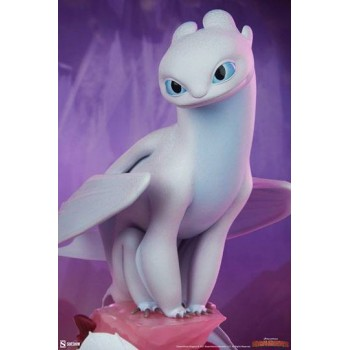 How To Train Your Dragon Statue Light Fury 26 cm